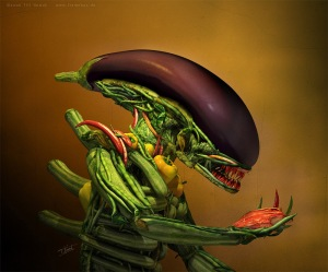 In Space Zucini\'s Can Hear You Scream